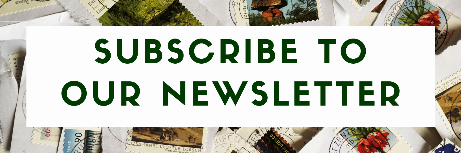 Subscribe to our newsletter by clicking here